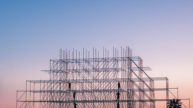 Setor da construção fecha 2020 a crescer 2,5%