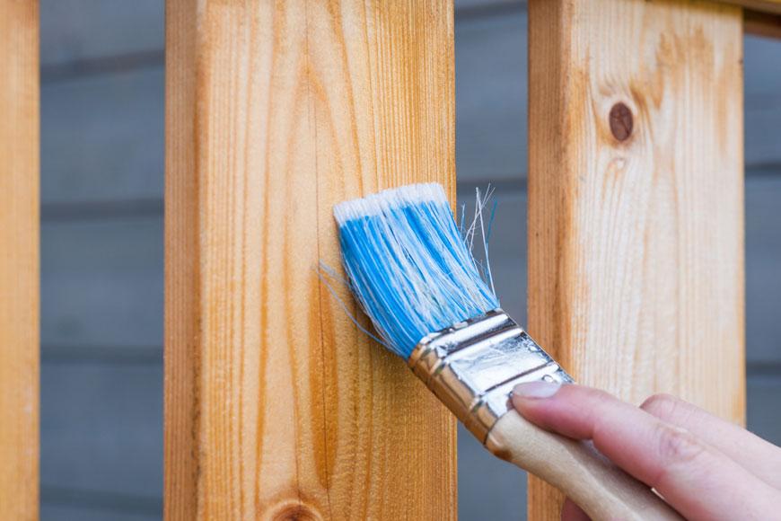 Proteger as madeiras para lhes prolongar a vida